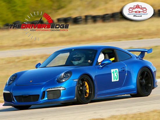 The Drivers Edge - Motorsport Ranch - November 2nd 3rd 2019