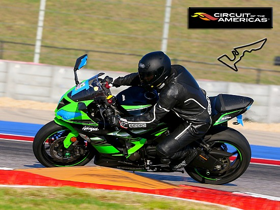 Ridesmart - Circuit of the Americas - Level 1 & Level 2B - Saturday November 30th 2019