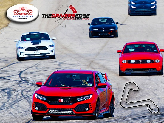 Drivers Edge - Motorsport Ranch - December 14th 15th 2019