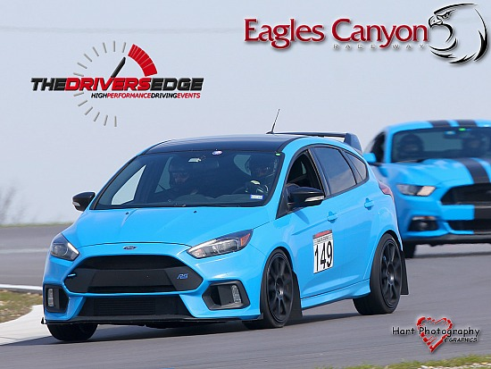 The Drivers Edge - Eagles Canyon Raceway - February 22nd 23rd 2020