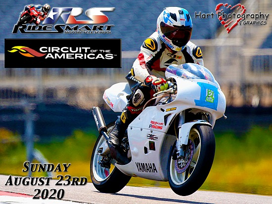 Ridesmart - Circuit of the Americas - Sunday August 23rd