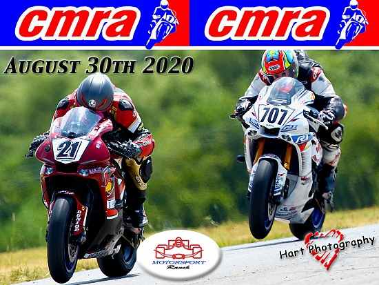 CMRA - Motorsport Ranch - Sunday August 30th 2020