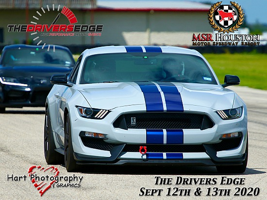 The Drivers Edge - MSR Houston - September 12th 13th 2020