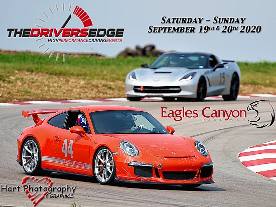 The Drivers Edge - Eagles Canyon Raceway - September 19th 20th 2020