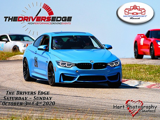 The Drivers Edge - Motorsport Ranch - October 3rd 4th 2020